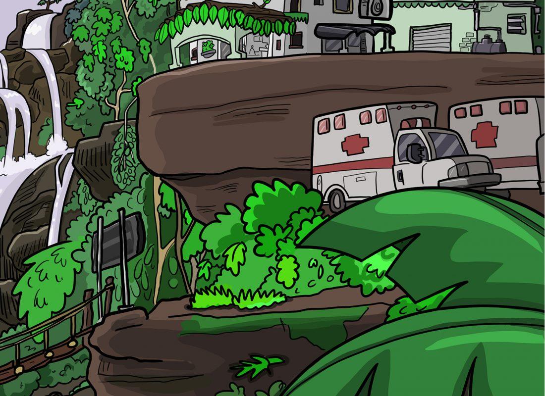 Gustavo Reyes-Hospital