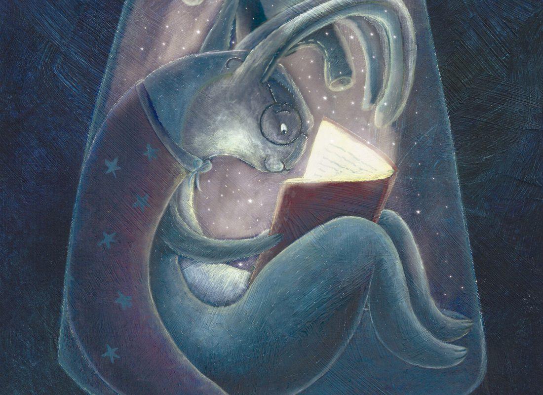 Carolina González - La magia de leer