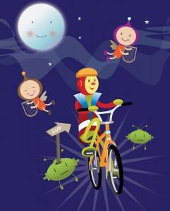 5personaje bici