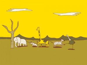 AbrilCC fila-animales