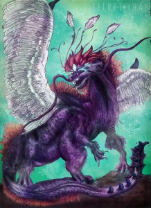 Selket-Yhay-Dragon